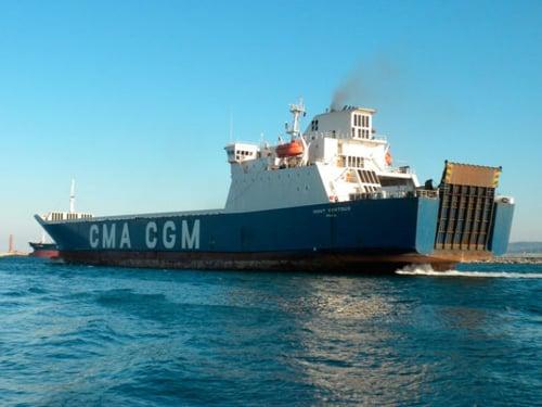 Barcos Ro-Ro