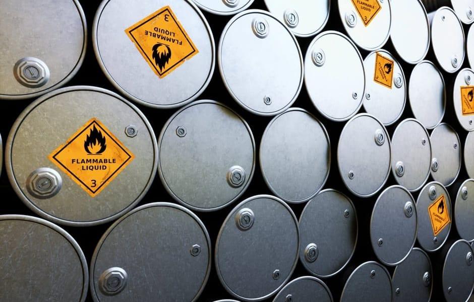 Transporte de productos químicos