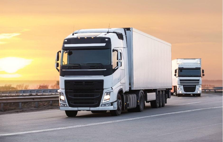 Inconvenientes y ventajas transporte terrestre de mercancías