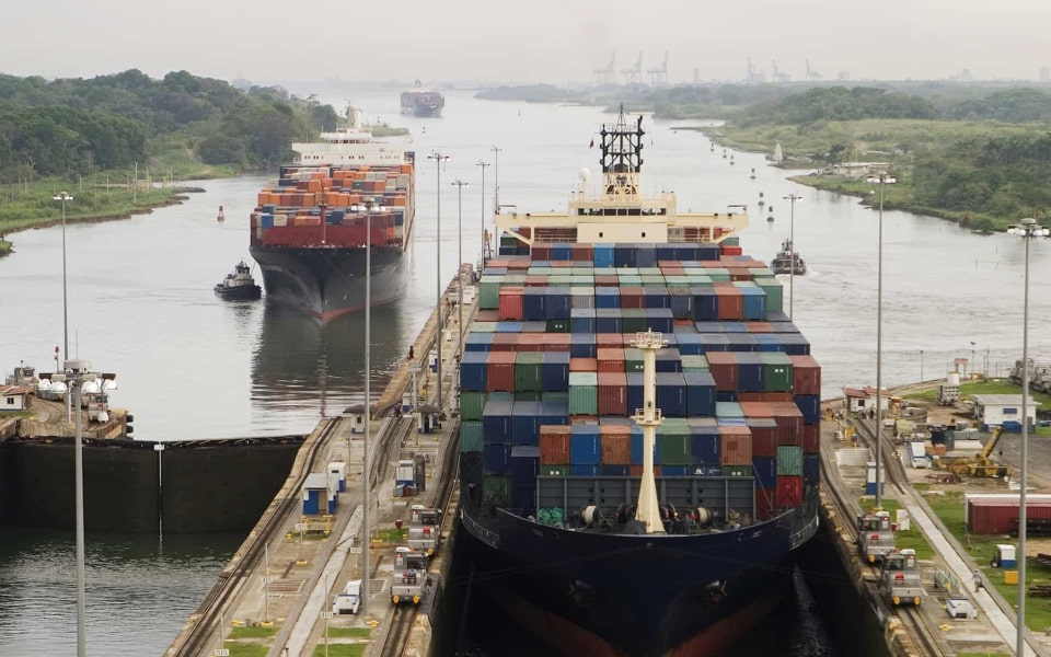 5 Rutas marítimas más importantes del mundo